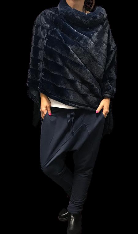 Baggy hlače- modre