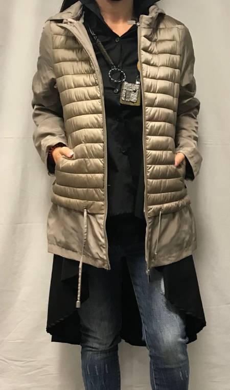 Prehodna bunda