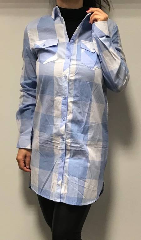 Karirasta srajca