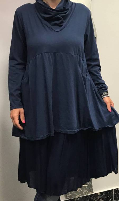 Dvo slojna obleka
