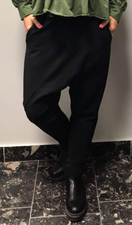 Baggy hlače- črne