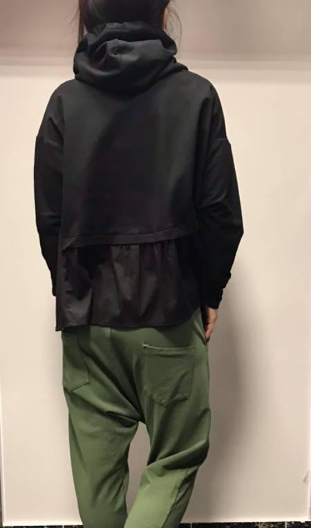 Baggy hlače- zelene