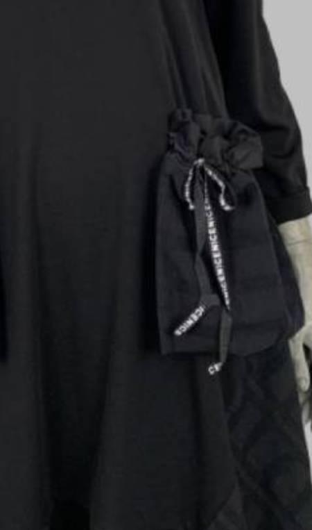 Obleka z žepi